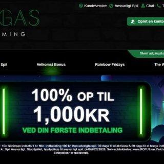 Mr Vegas Casino Velkomstbonus