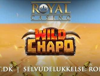 Gratis Chancer til ALLE på Wild Chapo