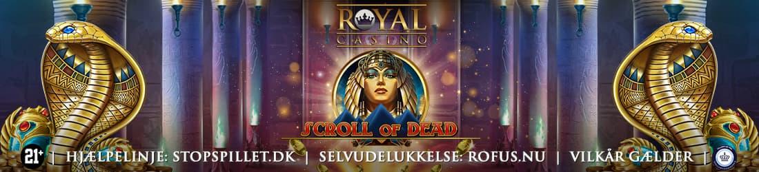 Chancer til den nye Scroll of Dead