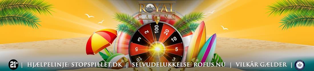 Vind Gratis Chancer til Fruit Shop med Royal Casinos sommerkampagne