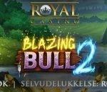Hent din Deposit Match Bonus til Blazing Bull 2