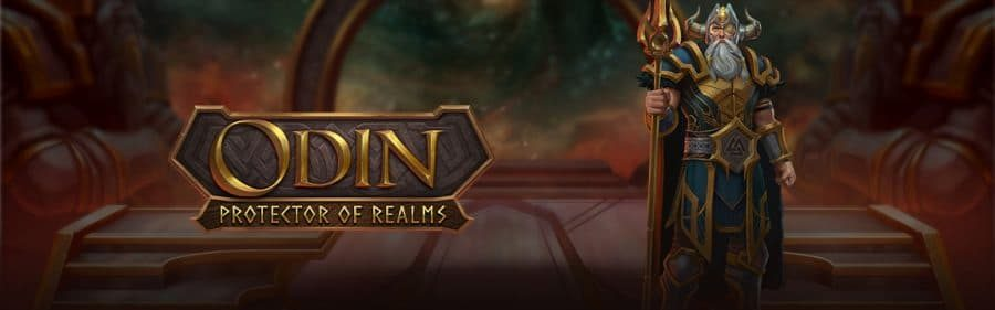 Odin Protector of Realms Banner