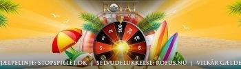 Royal Casino Gratis Chancer til Divine Fortune Megaways Banner