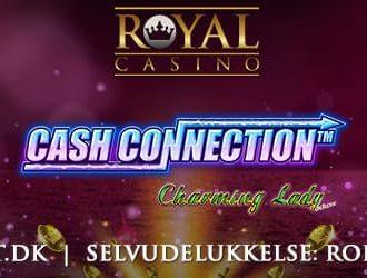 Spil det spritnye Cash Connection Charming Lady