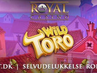 Find Gratis Chancer til Wild Toro