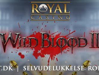Få 50 Chancer til Wild Blood 2