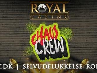 Hacksaw Gaming live på Royal Casino