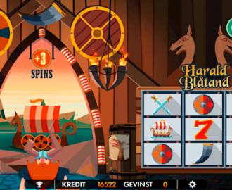 Harald Blåtand Spilleautomat | Få Bonus & Free Spins